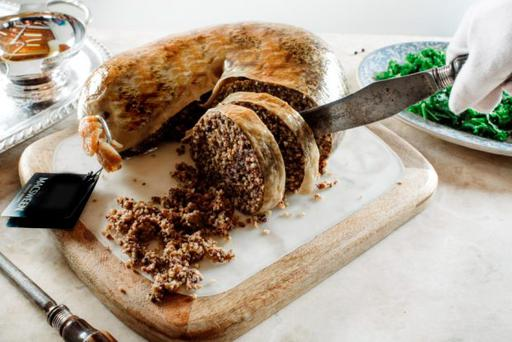 The world's most expensive haggis