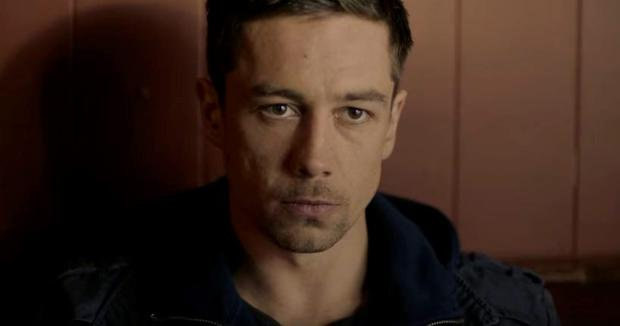 Killian Scott in Irish thriller Traders