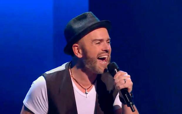 Nigel Connell on The Voice of Ireland