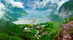 Geirangerfjord, Norway. Photo: Deposit
