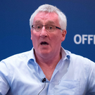 Pat Spillane: 'We're a small club with a big heart. I think we won about four matches in Kerry in a 10-year spell one time we were so bad but we soldiered on' Photo: Ray McManus / SPORTSFILE