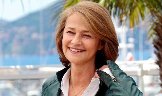 Veteran actress Charlotte Rampling pictured at Cannes Film Festival. Photo: Vittorio Zunino Celotto/Getty Images