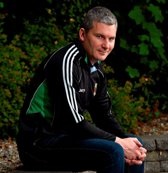 James Horan has revealed the steep learning curve he encountered when taking over as Mayo boss Photo: Barry Cregg / SPORTSFILE