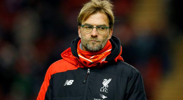 Ahead of Liverpool's trip to Norwich today, Klopp said that although he needed to make changes he would not waste the club's money Photo:Reuters