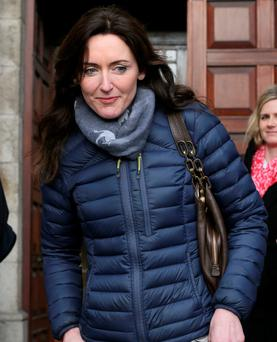 Jennifer Cottrell, mother of one of the children involved. Photo: Courts Collins