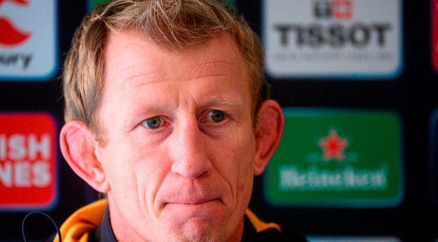 Leo Cullen's squad changes have been controversial with fans Photo:Sportsfile