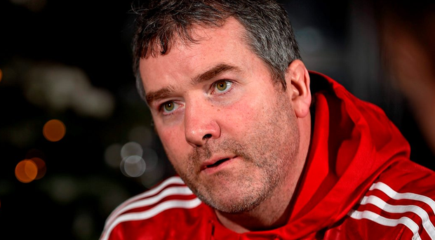 'Anthony Foley, who has done an excellent job, deserves no less than a miracle' Photo:Sportsfile
