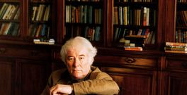 Seamus Heaney was a celebrated example of a generation of Catholics who used education to better themselves. Photo: Steve Pyke/Getty Images