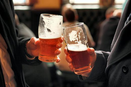 The ban on alcohol is a good thing. Photo: Getty