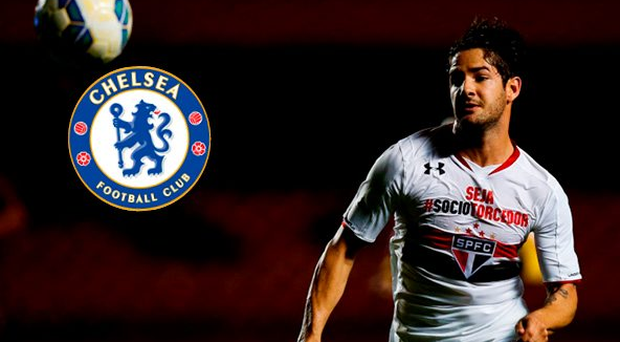 Pato has signed for Chelsea