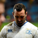 Dave Kearney following Leinster's record defeat.