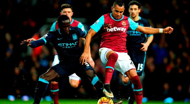 Dimitri Payet put in a man of the match performance for West Ham United. Photo: Paul Gilham/Getty Images
