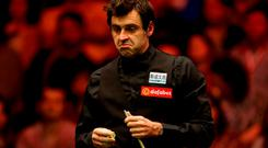O'Sullivan will be seeking a sixth title this year, which would put him one shy of Steven Hendry's record. Photo:PA