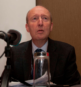 Shane Ross of the Independent Alliance Photo: Collins Dublin, Gareth Chaney
