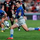 Neil De Kock for Saracens in action Photo:Getty