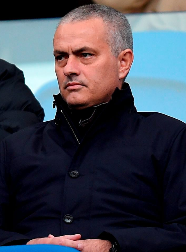 Jose Mourinho was sacked by Chelsea last month Photo: Andrew Matthews / PA Wire