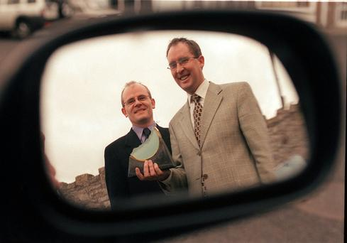 The Turley brothers, who founded CarTrawler, were backers of Soundwave. Photo: Fennells