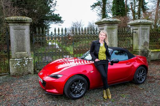 'It's now more than 25 years since the original Mazda MX-5 went on sale and the appeal is simple —it has always been eye-catching, a blast to drive and comes in at an affordable cost.' Photo: Kyran O'Brien