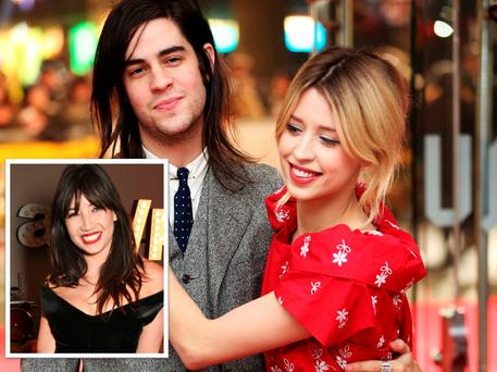 Tom Cohen, the widower of Peaches Geldof has been dating Daisy Lowe