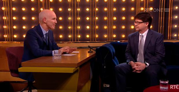 Ray D'Arcy chats to Making a Murderer attorney Dean Strang