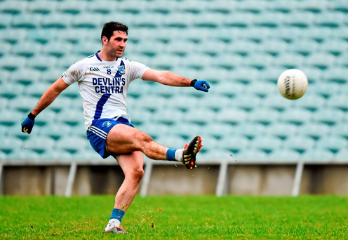Bryan Sheehan lead St Mary's to an unexpected demolition job of Ratoath at the Gaelic Grounds in Limerick. Photo: Stephen McCarthy / SPORTSFILE