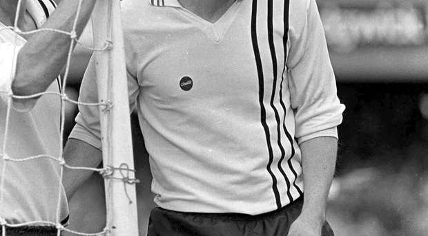Dermot Keely's beard was among the reasons his move to Celtic didn't come to passr. Photo Ray McManus / SPORTSFILE