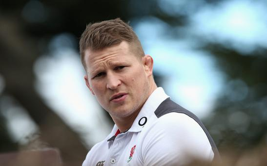 Dylan Hartley has been confirmed as England captain for the forthcoming Six Nations Championship. Photo: Getty