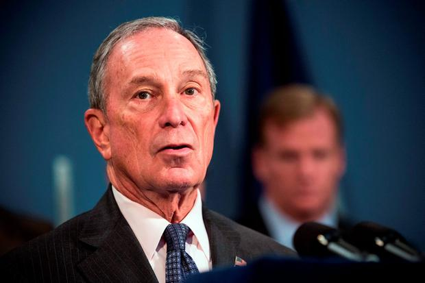 Michael Bloomberg. Photo: Getty Images