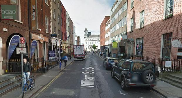 South William Street in Dublin