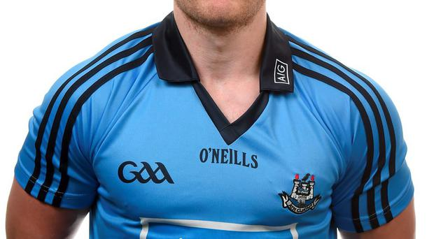 Davy Byrne was left with an extensive facial injury after Dublin's challenge match with Armagh last year