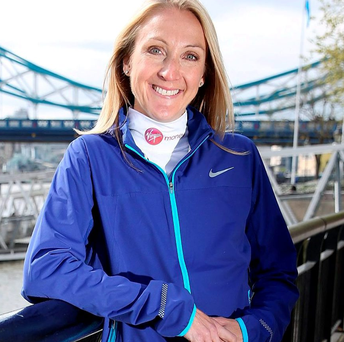 Paula Radcliffe Photo: Tim P. Whitby/Getty Images