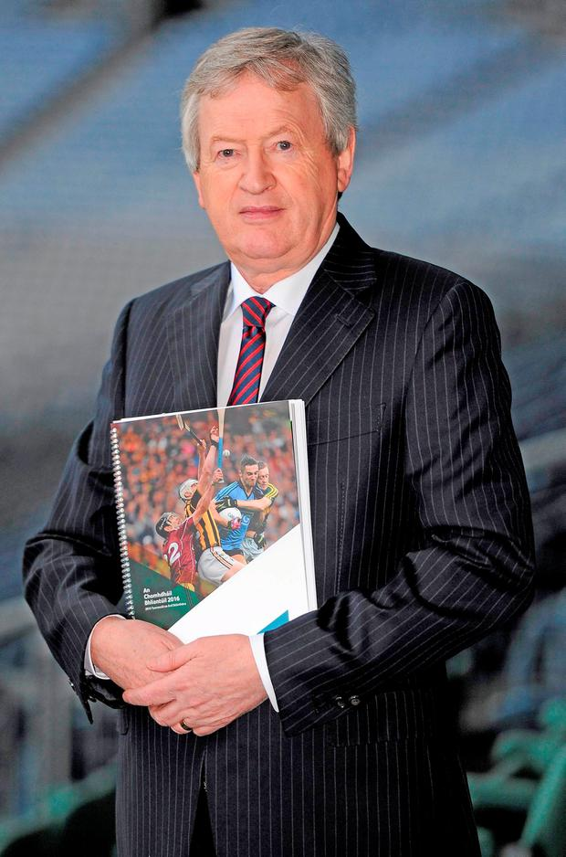Director general Paraic Duffy. Photo: Sportsfile