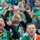 Ireland fans will head to France in their tens of thousands. Photo: Srdjan Stevanovic/Getty Images