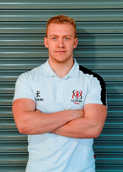 Ulster's Stuart Olding (Photo: SPORTSFILE)