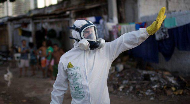 Brazil is one of the countries in South America where the Zika virus has taken hold