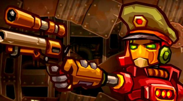 SteamWorld Heist: An entertaining cast of bots