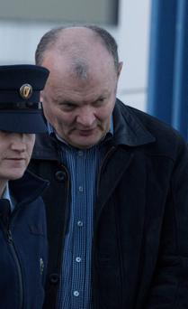 Richard Blackburn who was found guilty of sexual offences at Letterkenny Circuit court. (North West Newspix)