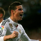 Real Madrid's James Rodriguez is said to be target of Manchester United