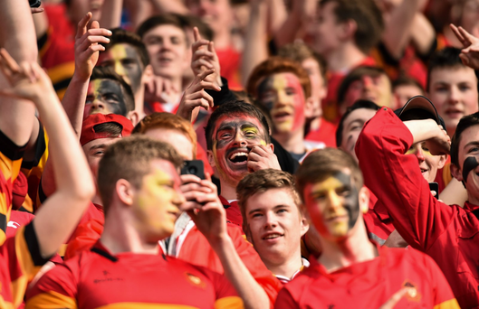 Crescent College Comprehensive are through to today's quarter-final draw: SPORTSFILE