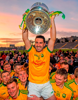 It was decreed that Bryan Sheehan will lead Kerry in 2016: Stephen McCarthy / SPORTSFILE