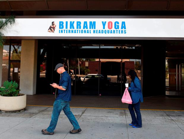 The headquarters of Bikram Yoga in Los Angeles, California (Photo: Mark Ralston/AFP/Getty Images)