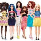 Mattell has introduced a realistic Barbie range which represents the diversity of women