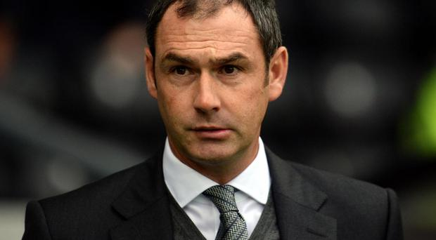 Derby County manager Paul Clement