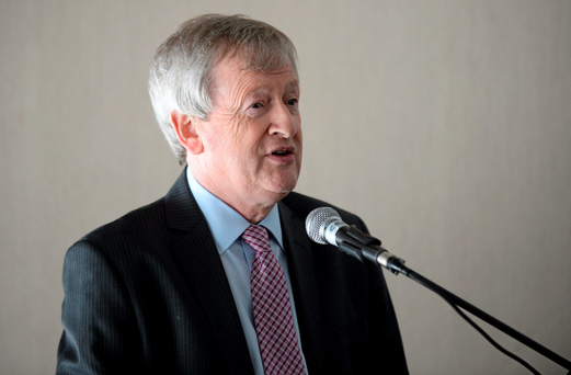 Earlier this week director general Paraic Duffy set out reasons in his annual report as to why the GAA should not tie themselves down when it came to negotiating broadcast rights.. Photo: Sportsfile