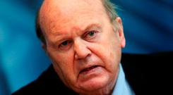 Finance minister Michael Noonan. Photo: Brian Lawless/PA Wire