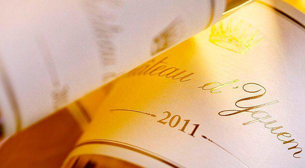 Chateau d'Yqem is considered the world's finest sweet white wine