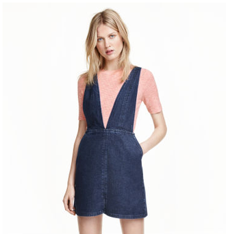 Denim Dress Mango