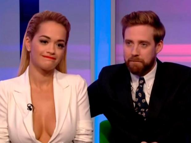 Rita Ora sparked complaints to the BBC over her outfit on The Voice
