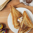 Creme Egg Toasties will be on the menu at the pop-up cafe