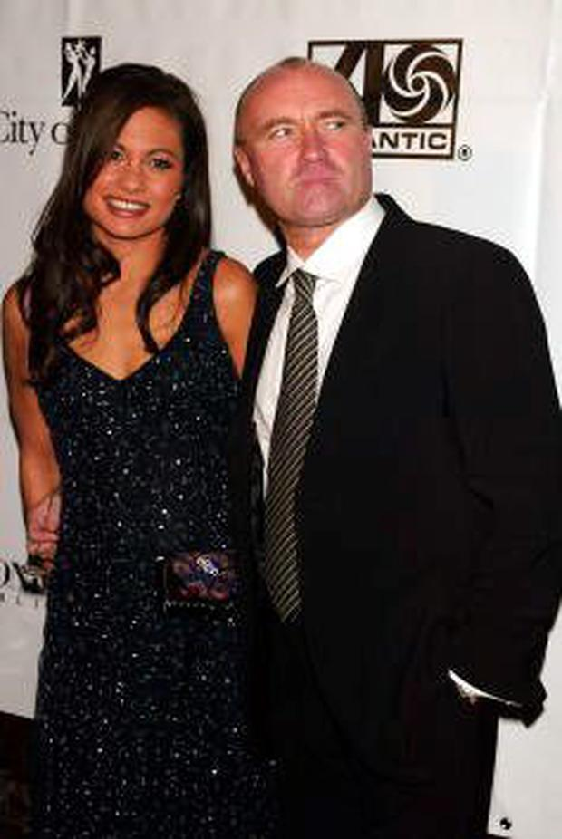 Phil Collins Reveals He S Back With His Third Wife After 6